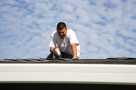 Making a Roof Repair Roofing contractor Henrico VA