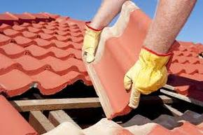 Building a Roof with Concrete Tiles Henrico Roofing VA