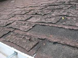 Old Brittle Roof Henrico Roofing VA