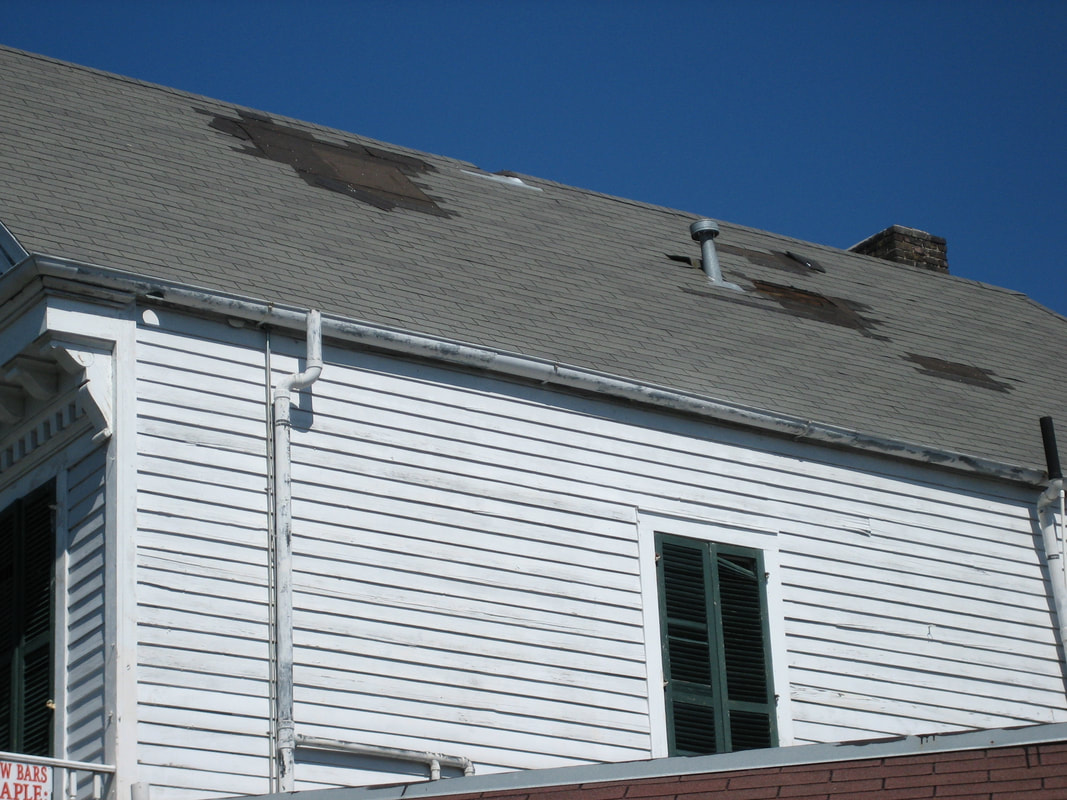 Wind Damage Henrico Roofing VA